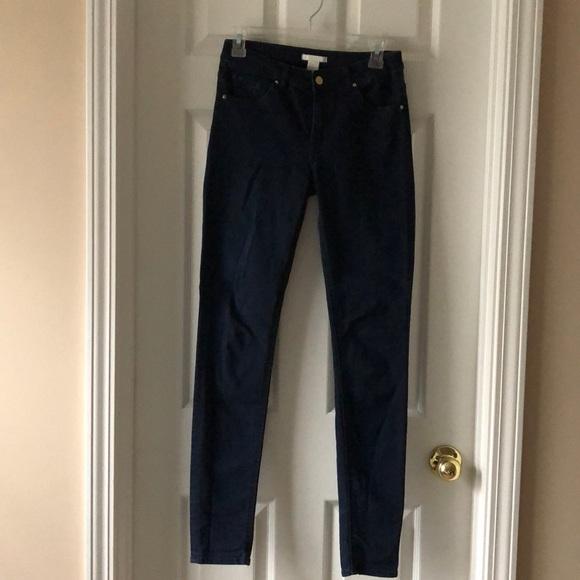H&M Denim - Dark blue jean jeggings